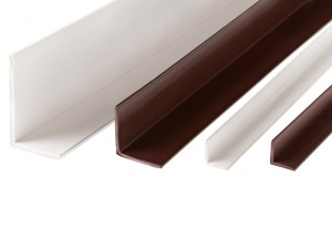 L-Profile aus Kunststoff / Fatra
