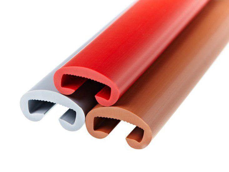 Nabídka plastových (PVC) madel