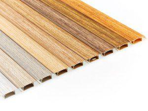 Paleta barev podlahových lišt, Fatra