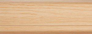Podlahová lišta 10111-2 / Habr bílý / Fatra
