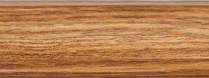 Skirting board 10118-1 / European Walnuts /Fatra