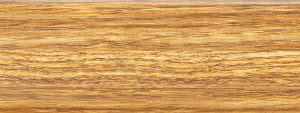 Skirting board 10130-2 / Oak Brown, Fatra