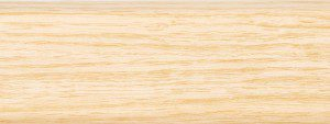 Skirting board 10131-1 / Natural Oak, Fatra
