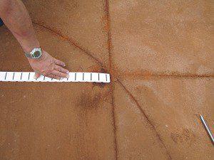 Montáž tenisových lajn, Fatra