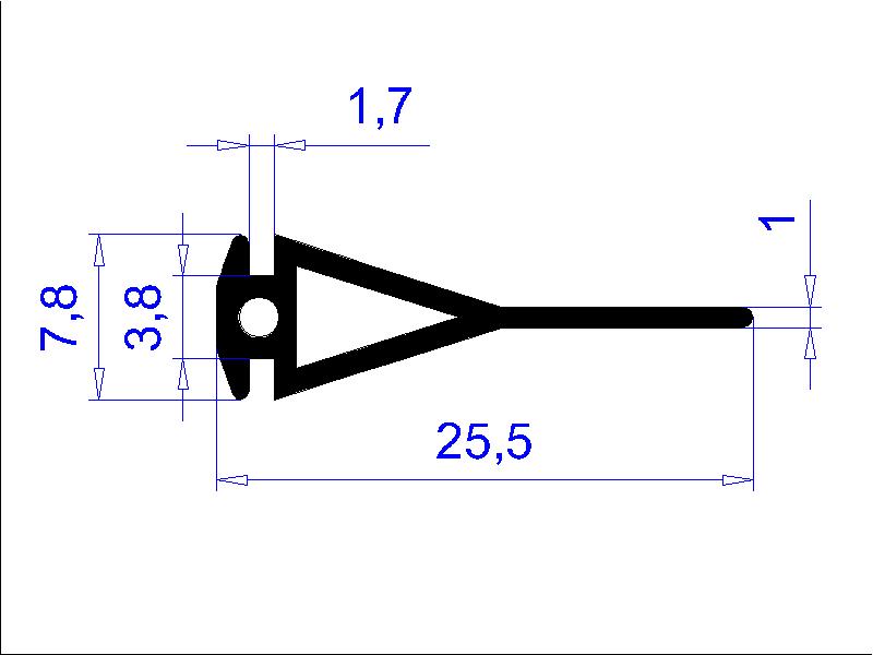 Profil H2080/1