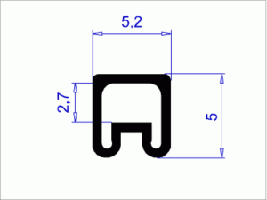 Profil H2343