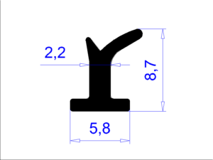 Profil H2352/3