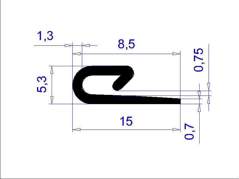 Profil H2531