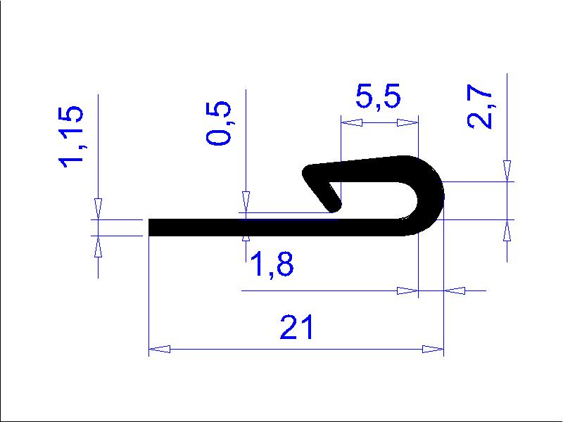 Profil H2532