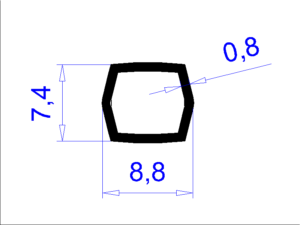 Profil H2567