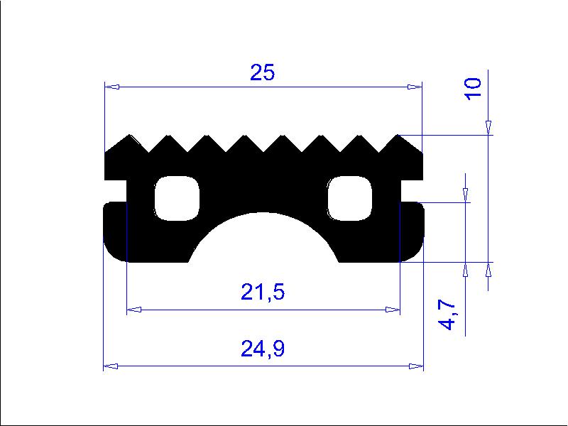 Profil H2616