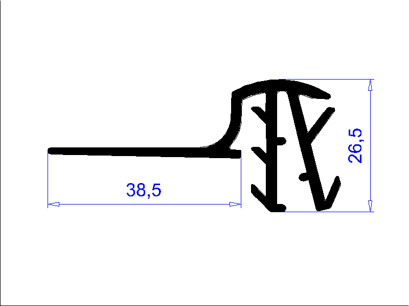 Profil H2643