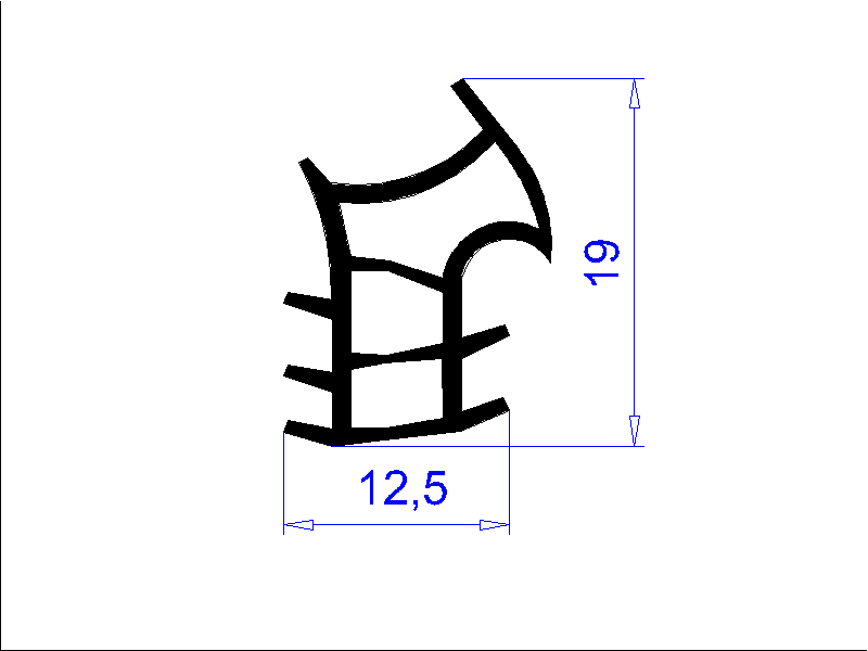 Profil H2662