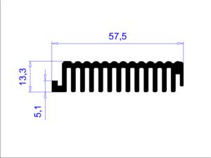 Profil H2672