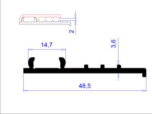 Profil H2722