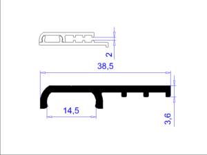 Profil H2723