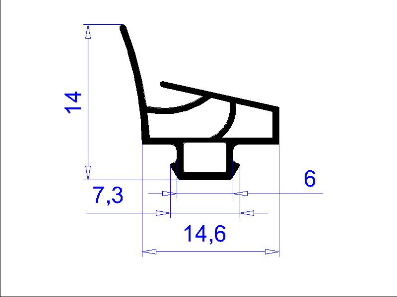 Profil H2733