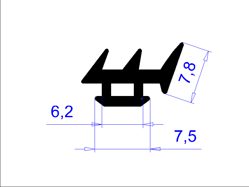 Profil H2742