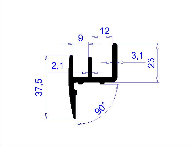 Profil H2808