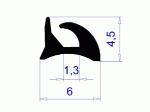 Profil H0854
