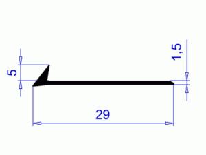 Profil H0964