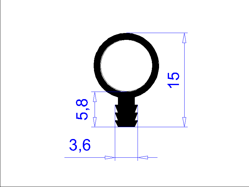Profil H2880
