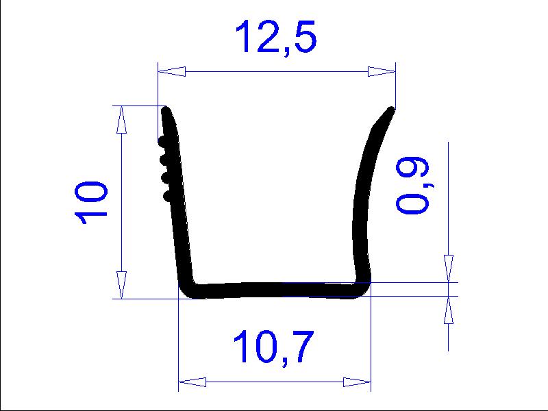 Profil H2823