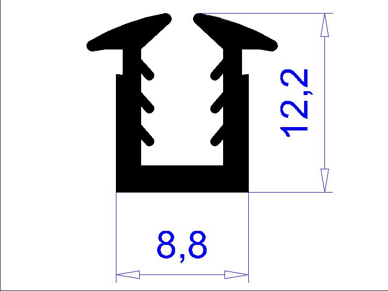 Profil H2861