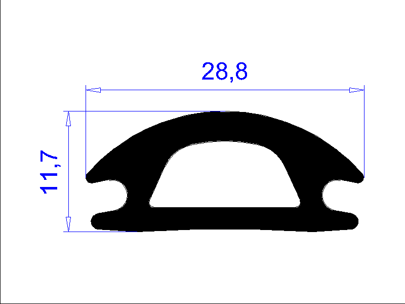 Profil H2864