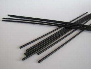 Krmítko pro rybářské účely - jedno z mnoha použití polypropylenových trubiček