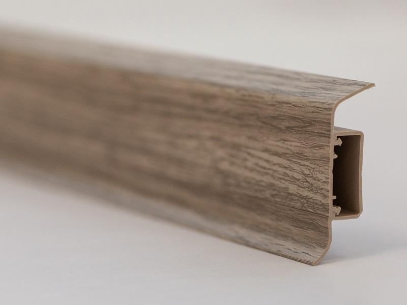 Fußbodenleisten ~ Extrabreite fußbodenleisten wegen zu großem spalt selbst diy