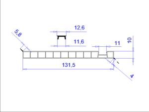 Profil H2755