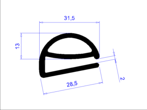 Profil H2778