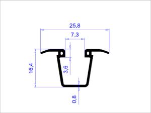 Profil H2943